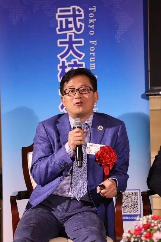 武汉大学日本校友会圆满举办一周年庆典暨2018校友东京论坛