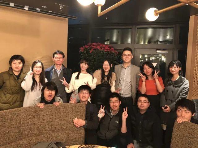 2017忘年会简报--武大日本校友会
